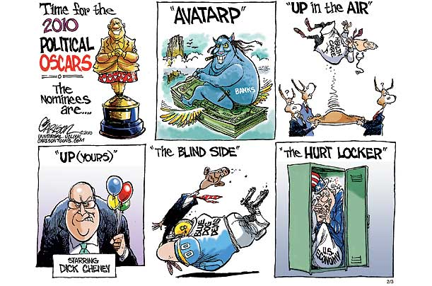 Political cartoons - TIME