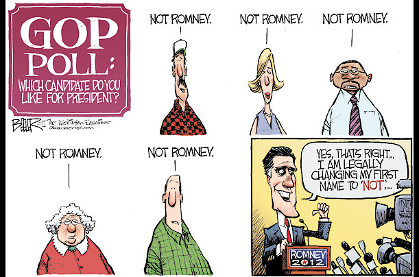 Political cartoons