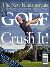 March 2008 Golf Magazine Cover