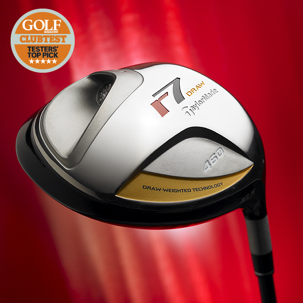 taylormade r7 draw golf club  review