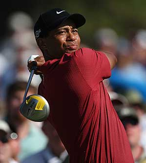 Tiger Woods left Nike high and dry after knee injury