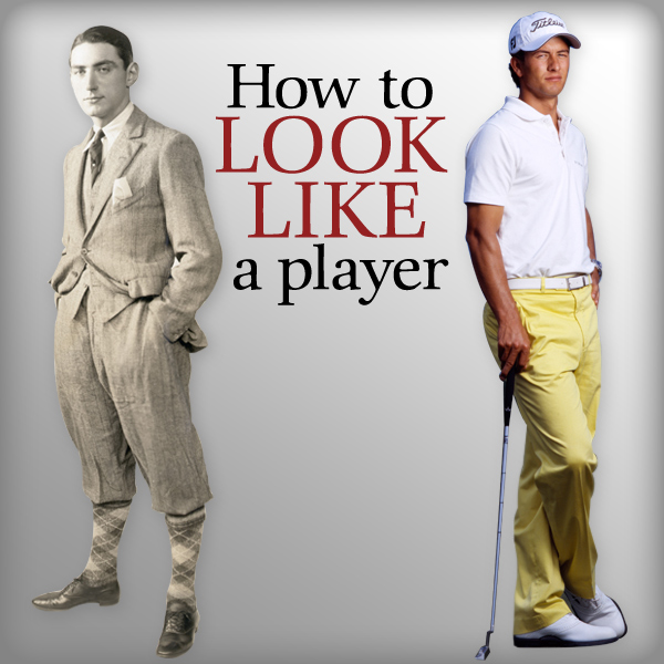 How to look like a player