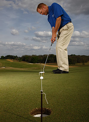 How to Fix a Faulty Putting Stroke - Instruction - Golf.