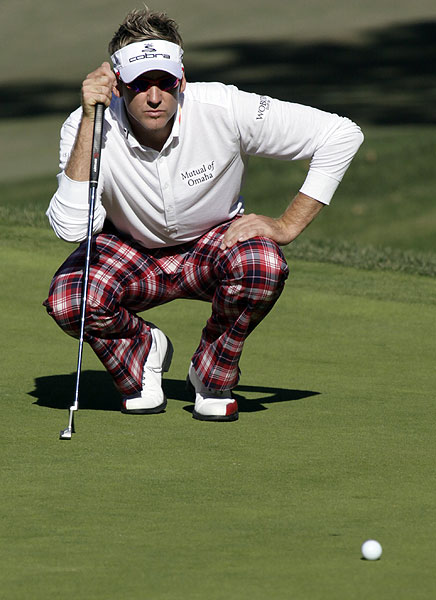 Ian Poulter, Chevron World Challenge
