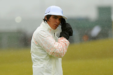 Rickie Fowler, Round 3, 2011 Open Championship
