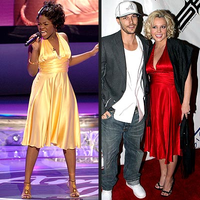 Fashion Faceoff | Britney Spears, Kevin Federline, Paris Bennett