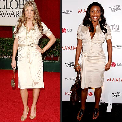 Fashion Faceoff | Gabrielle Union, Fergie
