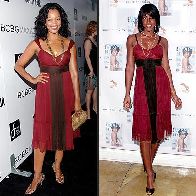 Fashion Faceoff | Kelly Rowland, Garcelle Beauvais-Nilon