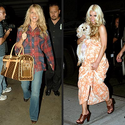 Jessica's Hot July: Coast to Coast | Jessica Simpson