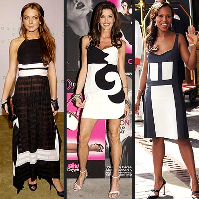 Trend Spotting: What's Hot Now | Lindsay Lohan, Kerry Washington, Janice Dickinson