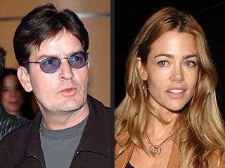 Judge: Charlie Stay Away from Denise | Denise Richards, Charlie Sheen