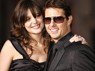 Katie Joins Tom at M:I 3 Premiere | Tom Cruise, Katie Holmes