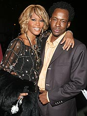 Whitney Houston, Bobby Brown Separate | Whitney Houston, Bobby Brown