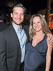 A-List Baby Shower for Tobey Maguire, Fiancée  Tobey Maguire