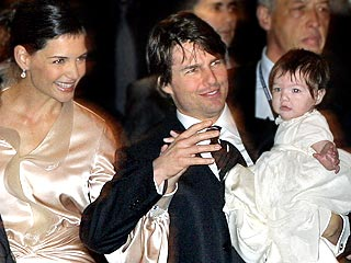 Tom & Katie Marry! | Tom Cruise, Katie Holmes