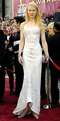 Oscars Best Dressed | Page 5 | Nicole Kidman, 78th Annual Academy Awards : People.com :  oscars movies film nicole kidman
