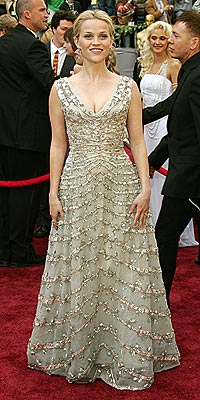 Oscars Best Dressed | Page 2 | Reese Witherspoon, 78th Annual Academy Awards : People.com :  oscars reese witherspoon celebrity
