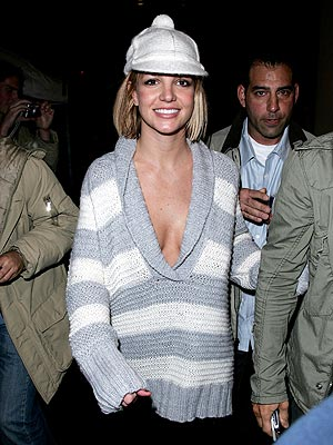 Solo Britney Takes Manhattan | Britney Spears, Kevin Federline