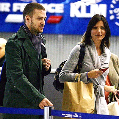 justin timberlake 2011 girlfriend. Cameron Diaz Girlfriend