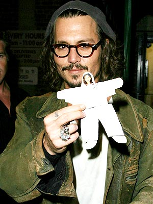 johnny depp quotes. johnny depp kids pictures.