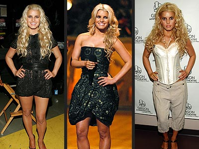 jessica simpson awards