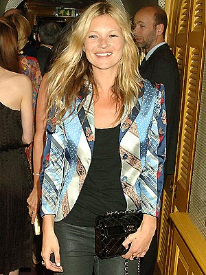 kate moss new hairstyle