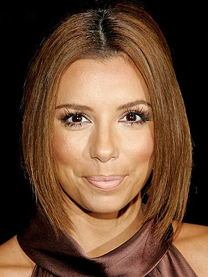 eva longoria hair color. Should Eva Longoria Cut Her