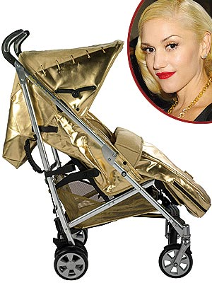 gold stroller mamas and papas