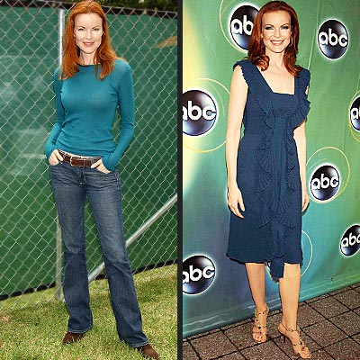 MARCIA CROSS   photo