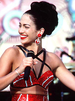Jennifer Lopez Playing Selena