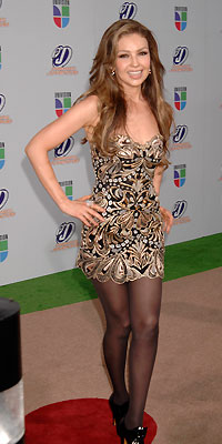 THALÍA, BODY AFTER BABY, THALIA