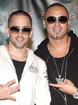 foto de wisin y yandel