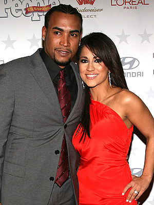 Don Omar and Jackie Guerrido