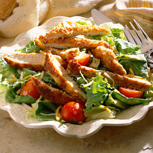 Walnut-Chicken Salad from Southern Living