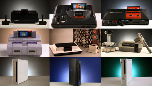 The History of Video Gaming Consoles - Full
