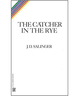 100 best english language books the catcher in the rye j.d. salinger