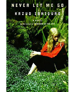 100 best english language books never let me go kazuo ishiguro