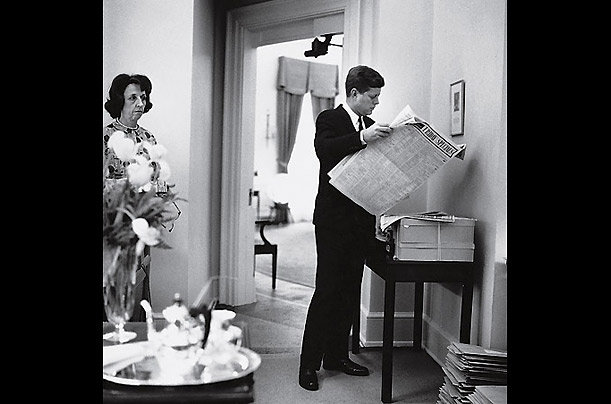 john f. kennedy unseen pictures