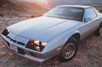 Camaro on 1982 Camaro Iron Duke   The 50 Worst Cars Of All Time   Time