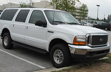F250 Towing Capacity >> 2000 Ford Excursion - The 50 Worst Cars of All Time - TIME