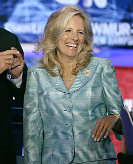 JILL BIDEN - Running Together - TIME