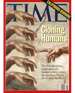 a history of the idea in human cloning in 1997 Debate: ban on human reproductive cloning from after the public introduction to dolly in 1997 the idea of growing human beings for spare body.