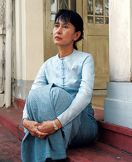 aung san suu kyi the time time dek