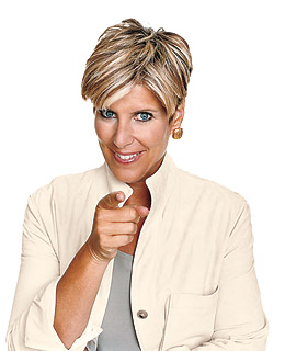 suzie orman essay Suze orman has risen the ranks as one of the country's leading financial gurus, but you might be surprised to learn that she hasn't always worked in the financial services industry -- and certainly wasn't born with innate money management skills learn how the girl who was born in.