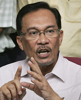 ANWAR IBRAHIM - The 2008 TIME 100 Finalists - TIME