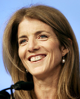 caroline kennedy photos