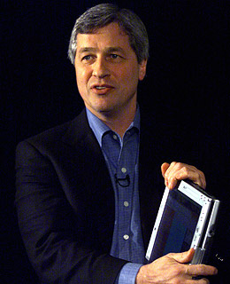 Jamie Dimon The 2008 Time 100 Finalists Time