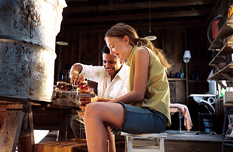 3. Dakota Fanning as Lily Owens in The Secret Life of Bees - The ...