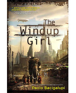 Windup Girl cover art
