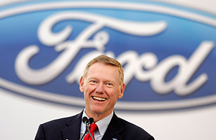 Alan Mulally Person Of The Year 2009 Time
